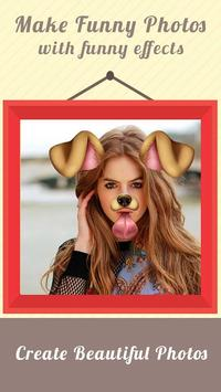 Snap Doggy Face for Snapchat poster