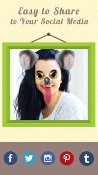Snap Doggy Face for Snapchat screenshot 7