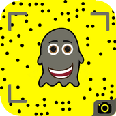 snap story downloader icon