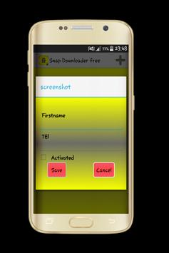 snap story downloader screenshot 1