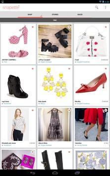 Snapette - Shopping & Fashion apk screenshot