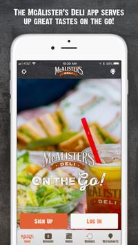 McAlister's Deli poster