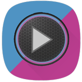 iMax Music Player 2018 icon