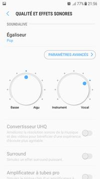 iMax Music Player 2018 apk screenshot