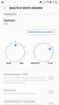 iMax Music Player 2018 screenshot 4