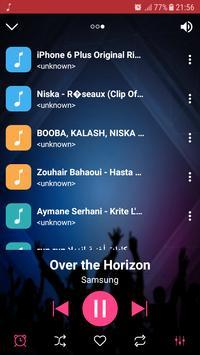 iMax Music Player 2018 screenshot 2