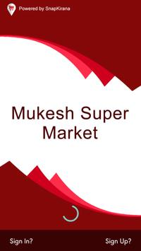 MUKESH SUPER MARKET poster