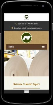 Maruti Paper apk screenshot