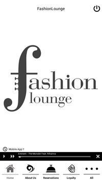 Fashion Lounge poster