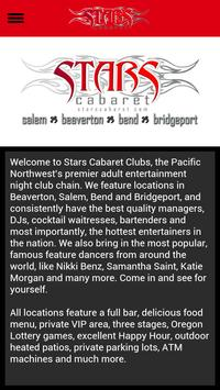 Stars Cabaret apk screenshot