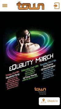 Town Danceboutique poster