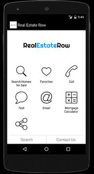 Real Estate Row poster