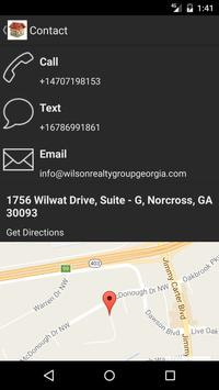 Wilson Realty Group screenshot 4