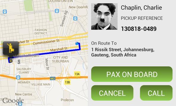 SnappCab Drivers apk screenshot