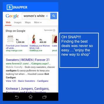 Snapper apk screenshot