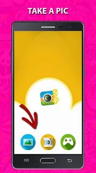 Snap photo stickers & filters apk screenshot