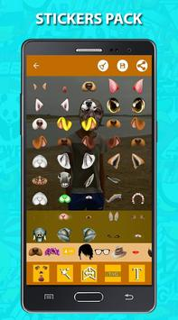 Snap photo stickers & filters screenshot 2