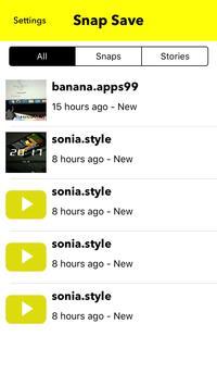 Video Downloade For Snap Save apk screenshot