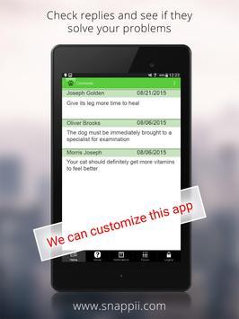 Vet Forum screenshot 4