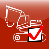 Excavator Inspection App icon