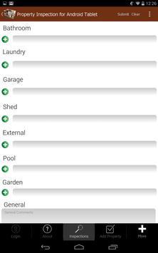 Property Inspection 4 Tablets screenshot 14