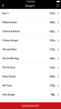 Bun's Burger Bar screenshot 2