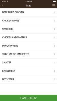 Lucky Bird - Chicken & Ribs apk screenshot