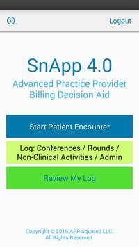 SnApp for APPs poster