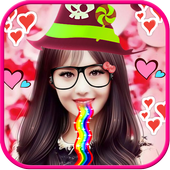 snappy Photo Editor Camera - Filters & Stickers icon