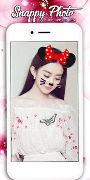 snappy Photo Editor Camera - Filters & Stickers screenshot 13