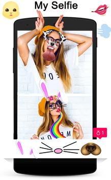 snappy photo filters & snap poster