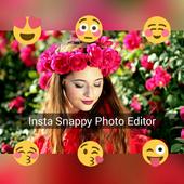 Insta Snappy Photo Editor Online icon