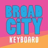 Broad City Keyboard icon