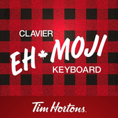 Ehmoji Canadian Keyboard icon