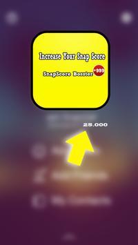 SnapScore Booster Cartaz