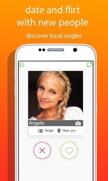 Snap Swipe Hook Up Dating App screenshot 1