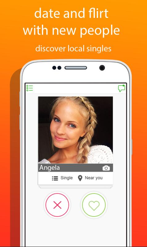 ... Snap Swipe Hook Up Dating App apk screenshot ...