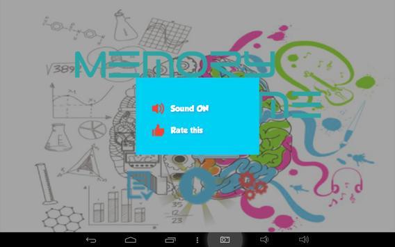 Memory Game - Juego de Memoria screenshot 7