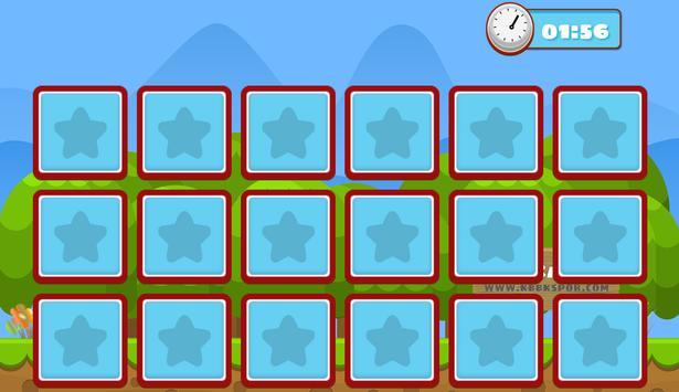 Sekoyu Bul Çocuklar için Dikkat ve Hafıza Oyunu screenshot 13