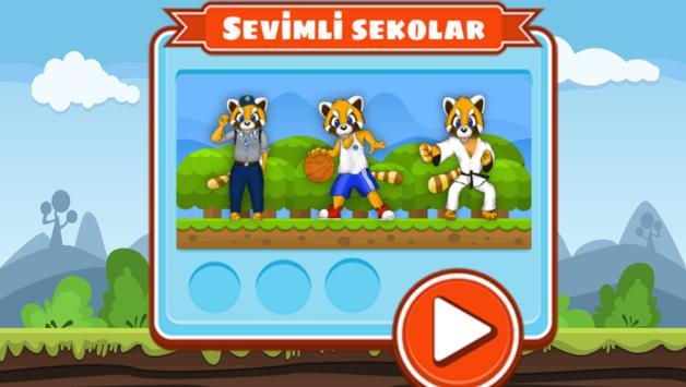 Sekoyu Bul Çocuklar için Dikkat ve Hafıza Oyunu screenshot 2