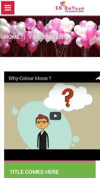 SN Balloon Decorations apk screenshot