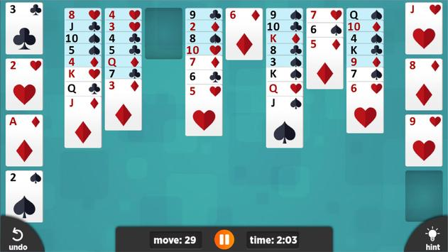 Freecell Offline Free Solitaire Games For Android Apk