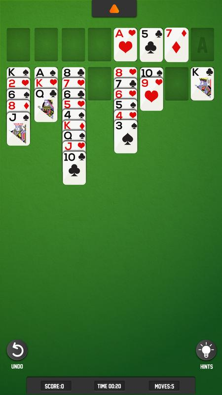 FreeCell - Offline Free Solitaire Games for Android - APK ...