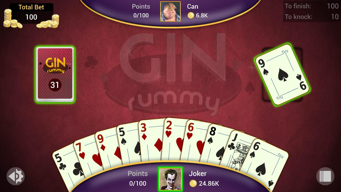 Gin Rummy Offline Apk Download Free Card Game For