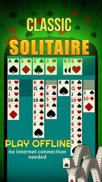 Solitaire poster