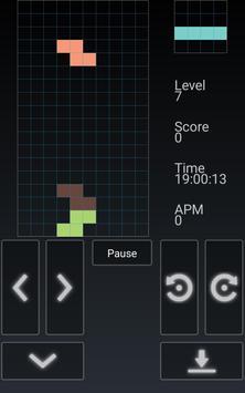 Blockinger - Tetris game screenshot 2