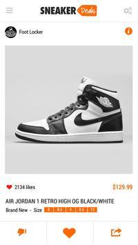 Sneaker Deals poster