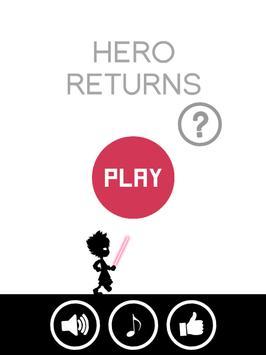Hero Returns screenshot 4