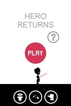 Hero Returns apk screenshot