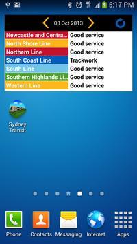 Sydney Transit poster